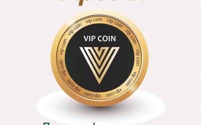 Vipcoin.gold akcijos/tokenai/. Pasyvios pajamos